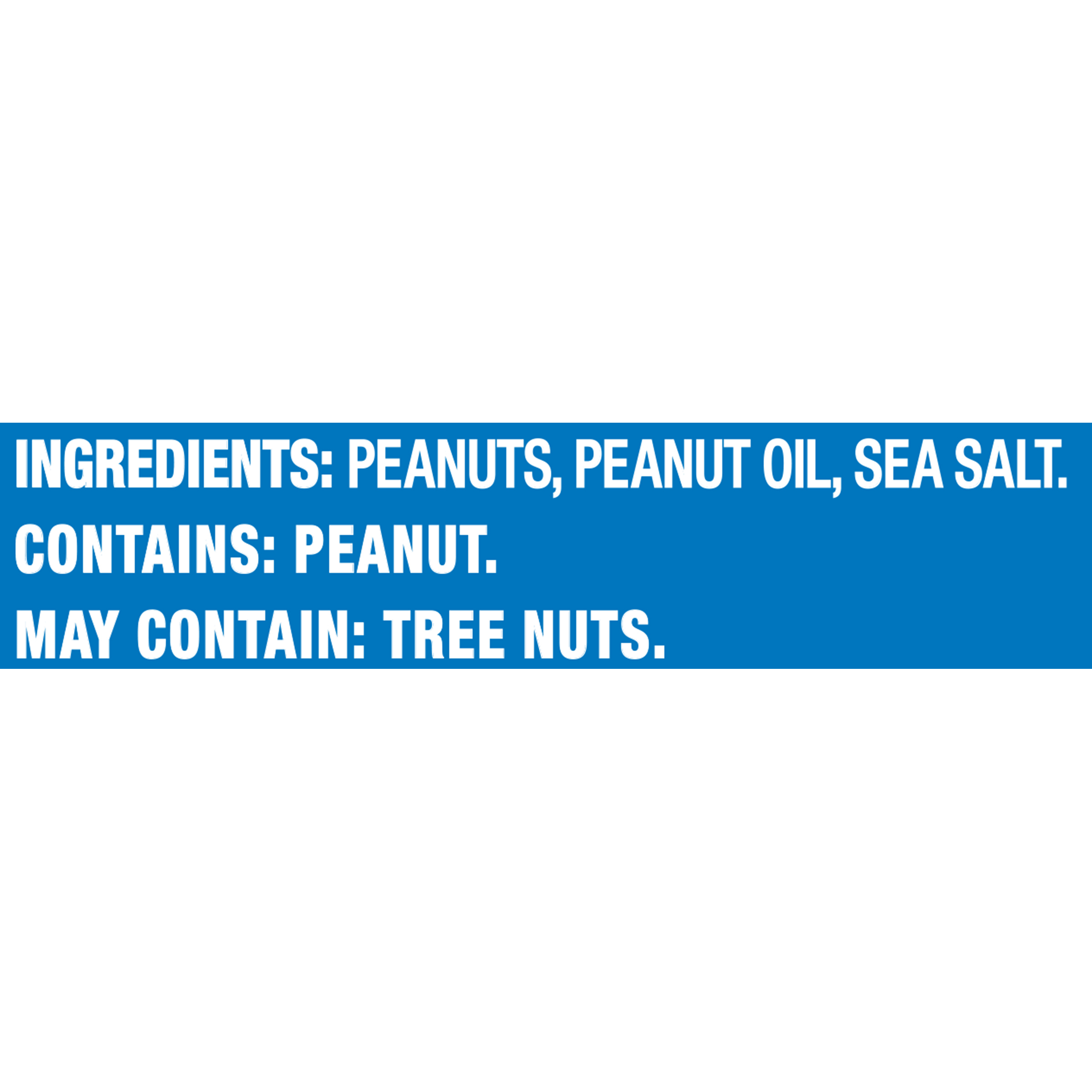 Planters Cocktail Peanuts 12 oz Canister