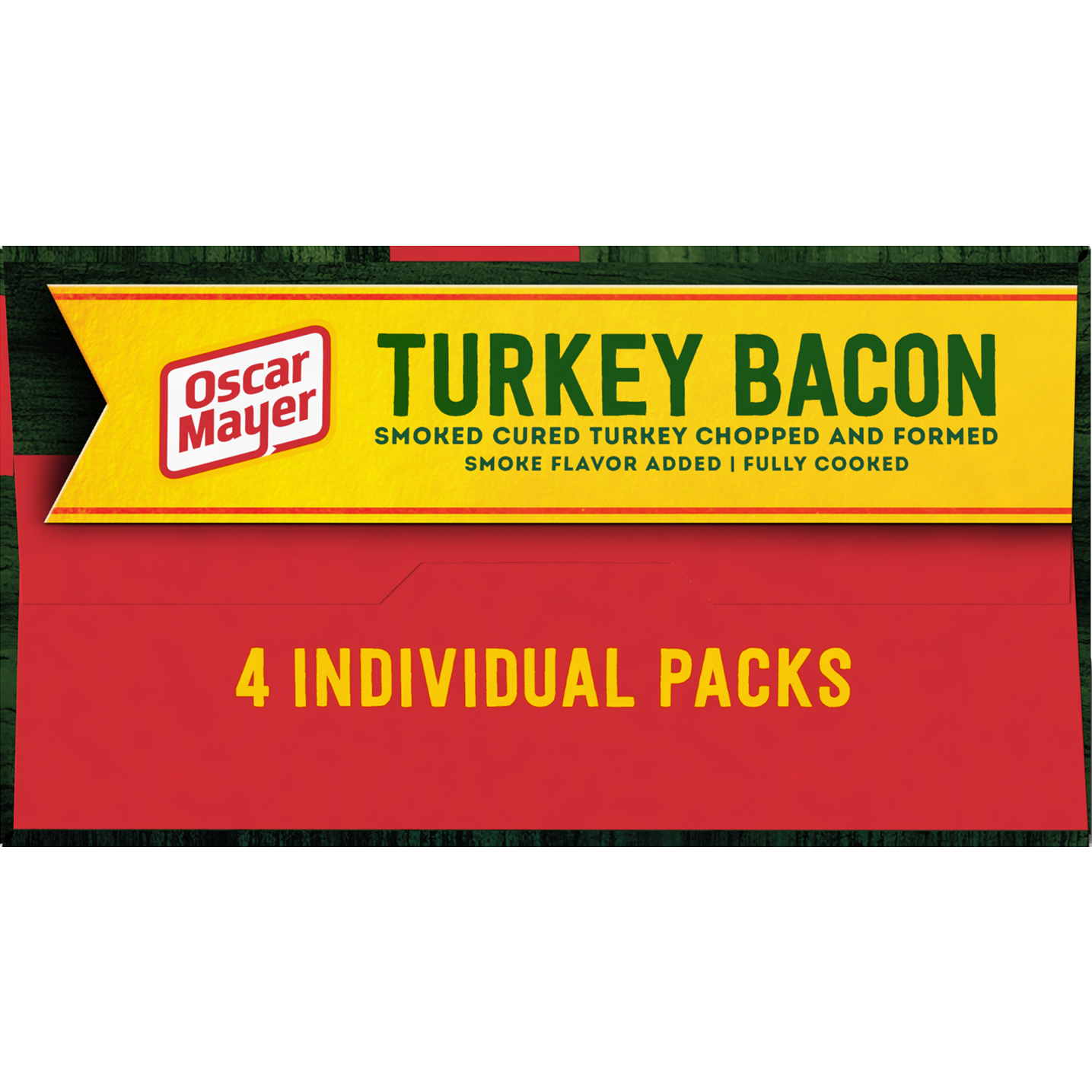 Oscar Mayer Turkey Bacon 48 oz Box